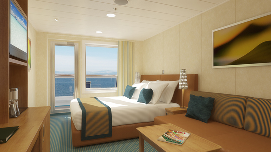 Norwegian Dawn cabin 10730