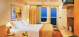 Carnival Conquest cabin 1067