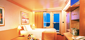 Carnival Dream cabin 10207
