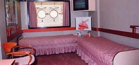Carnival Ecstasy cabin U1