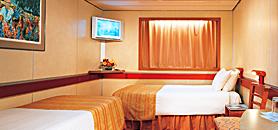 Carnival Ecstasy cabin E15