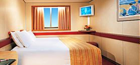 Carnival Ecstasy cabin E118