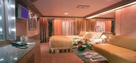 Carnival Fantasy cabin V25