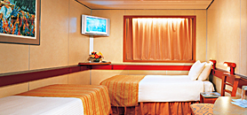 Carnival Inspiration cabin E127