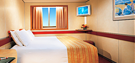 Carnival Inspiration cabin E23