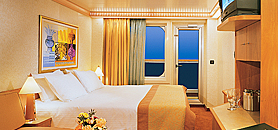 Carnival Liberty cabin 1105