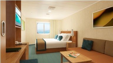 Carnival Magic cabin 11204
