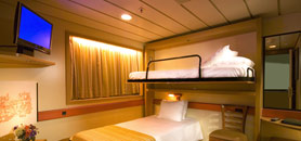Carnival Sensation cabin R54
