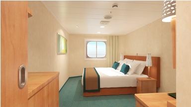 Carnival Splendor cabin 7205