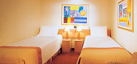 Carnival Splendor cabin 1443