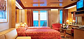 Carnival Spirit cabin 5241