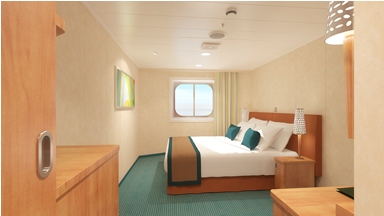 Carnival Triumph cabin 9203