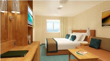 Carnival Valor cabin 9196