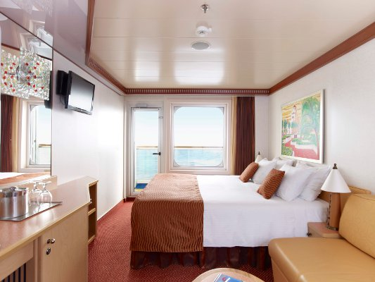 Carnival Dream cabin 6498