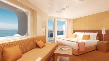 Carnival Inspiration cabin V15