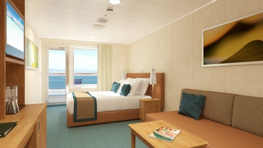 Carnival Inspiration cabin E244