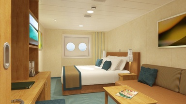 Carnival Sensation cabin E1