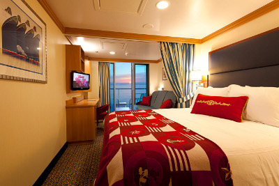 Disney Dream cabin 7186