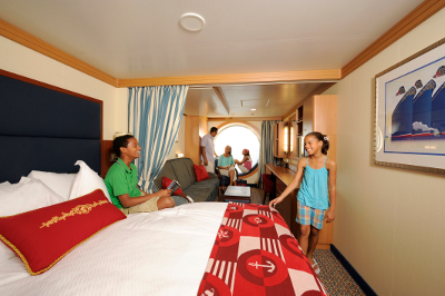 Disney Dream cabin 8168