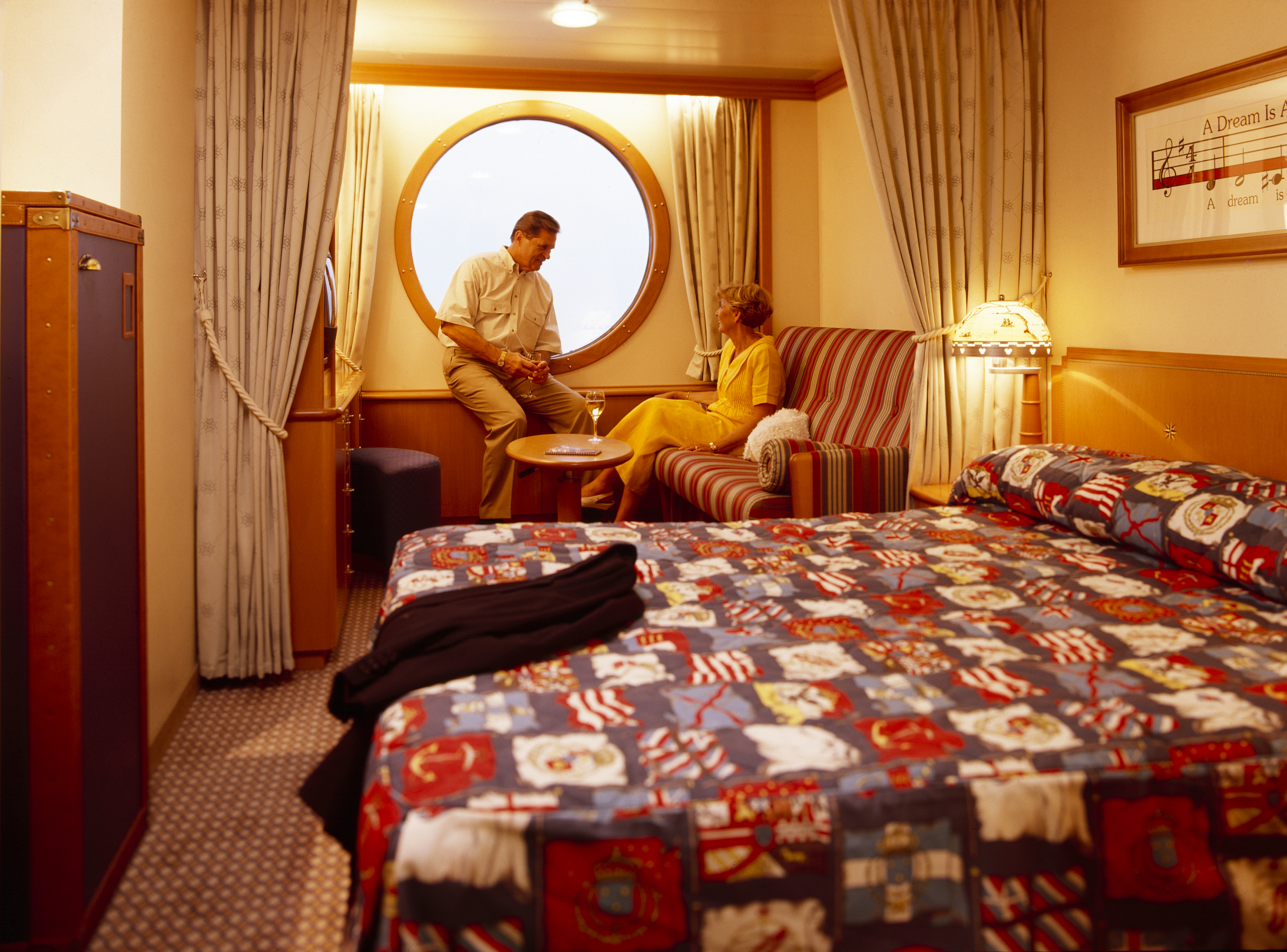 Disney Dream cabin 7504