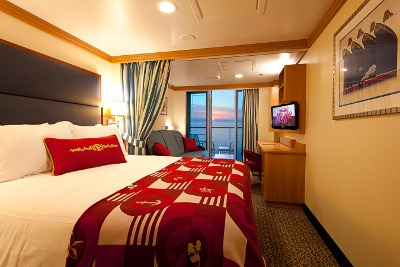 Disney Fantasy cabin 11004