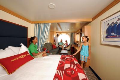 Disney Fantasy cabin 6012