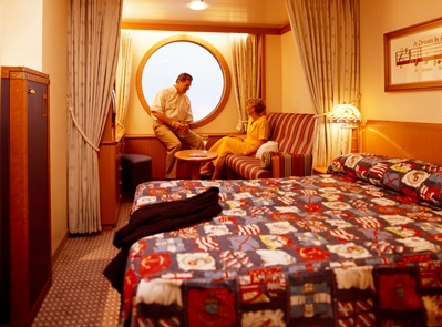 Disney Magic cabin 1030