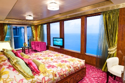 Norwegian Dawn cabin 14000