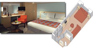 Eurodam cabin 6163