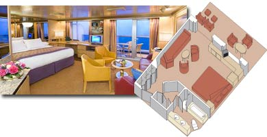Noordam cabin 6175