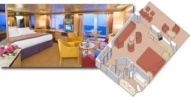 Noordam cabin 7145