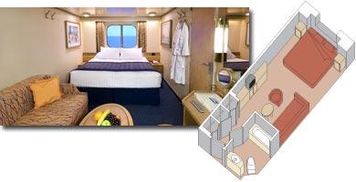 Noordam cabin 6001