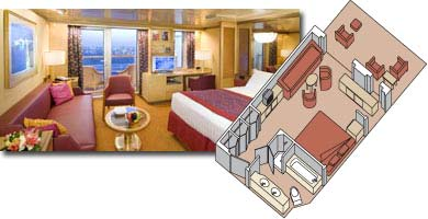 Noordam cabin 5001