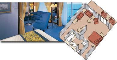 Prinsendam cabin 021