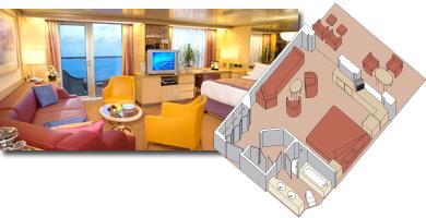 Zuiderdam cabin 7151