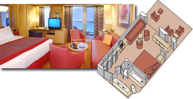Zuiderdam cabin 5001