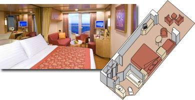 Volendam cabin 6105