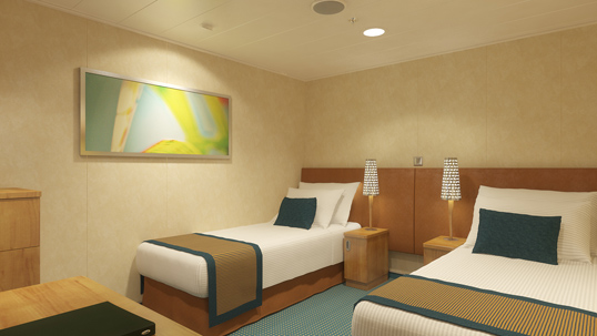 Carnival Dream cabin 10201