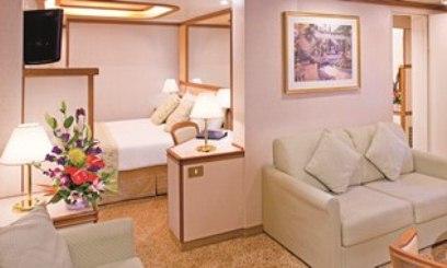 Sun Princess cabin B755