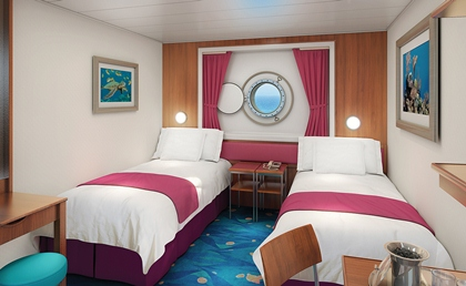 Norwegian Dawn cabin 5000