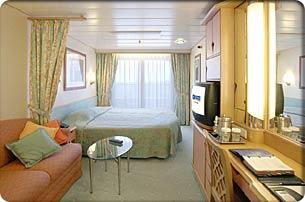 Adventure of the Seas cabin 7620