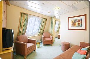 Adventure of the Seas cabin 9200