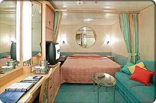 Adventure of the Seas cabin 8111
