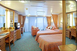 Adventure of the Seas cabin 6694