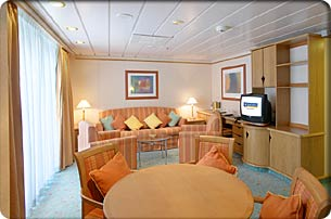 Adventure of the Seas cabin 8694