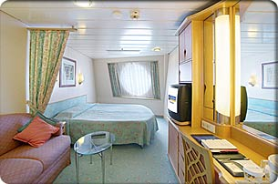 Adventure of the Seas cabin 2248