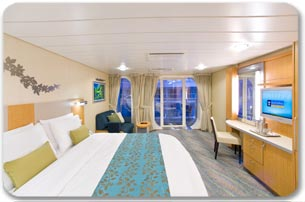 Allure of the Seas cabin 11611