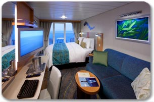 Allure of the Seas cabin 7282