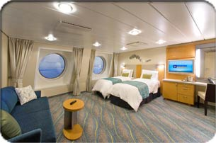 Allure of the Seas cabin 11100