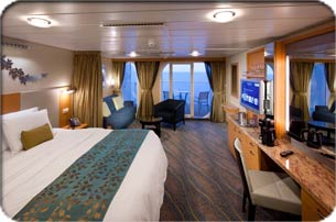 Allure of the Seas cabin 9236